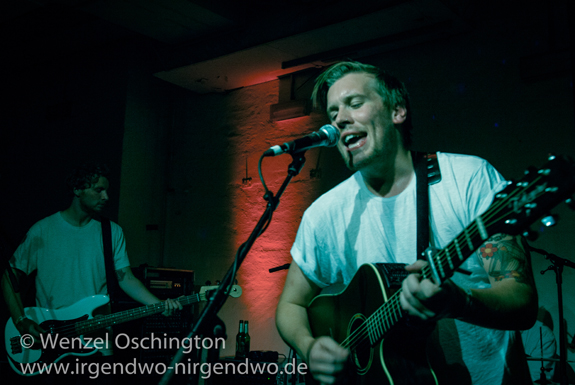 Rob Lynch im Hamburger Terrace Hill